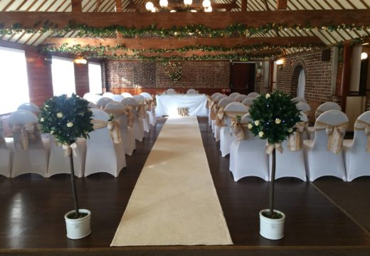 Hop Farm Wedding Open Day on 23 April!