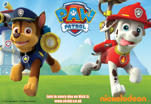 PAW PATROL'S CHASE & MARSHALL - VISITING THE HOP FARM!