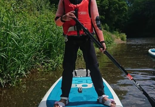 NEW - KAYAKING AND PADDLEBOARDING