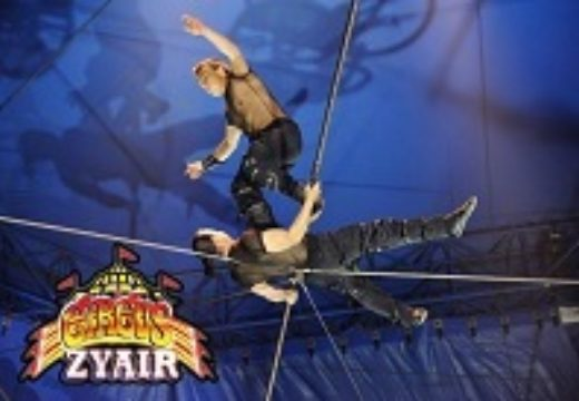 Circus Zyair at The Hop Farm!