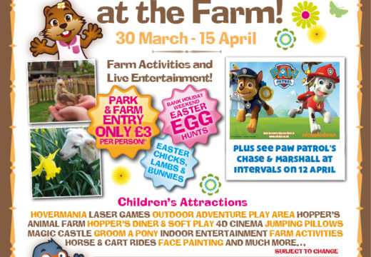 Easter Holiday News!
