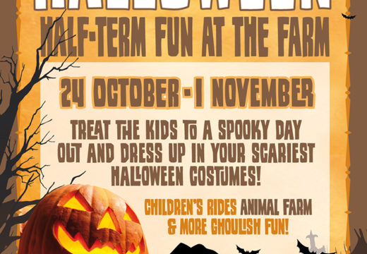 Halloween Half Term Fun From 24th October