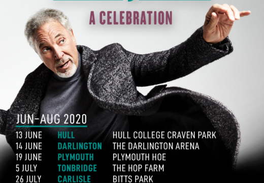 CONCERT -  SIR TOM JONES