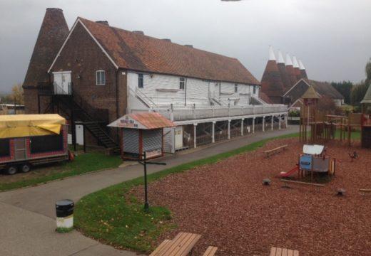 Oast refurbishment update - phase 2