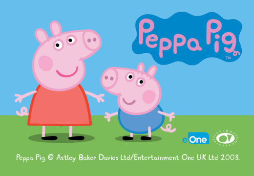 Peppa and George are Coming to The Hop Farm!