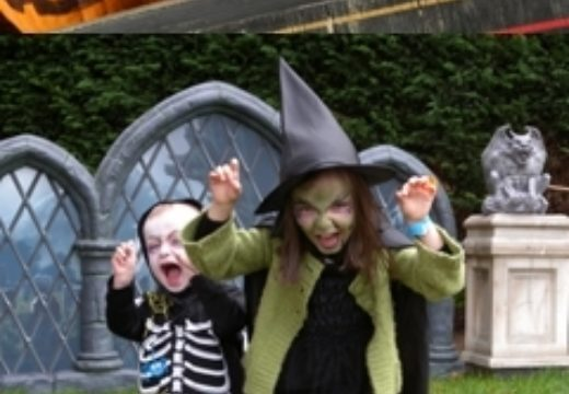 Halloween Half-Term Fun at the Farm