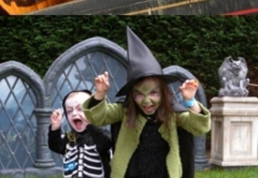 Halloween Half-Term Fun at the Farm