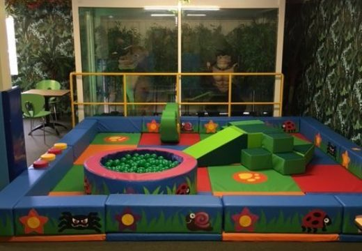 New Baby & Toddler Area in the Family Park