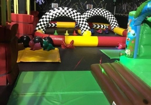 NEW: INDOOR TODDLER ZONE!