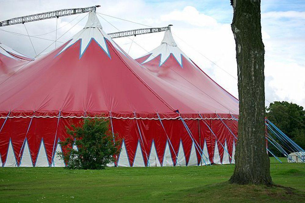 Circus Zyair at The Hop Farm!