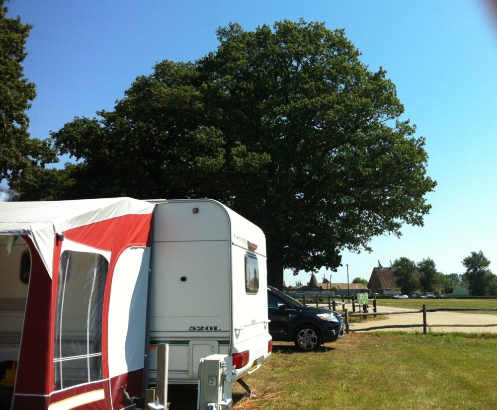 Camping Kent Hop Farm