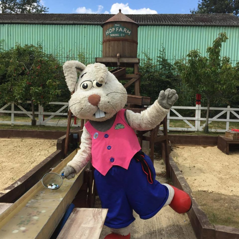 Hopper the Rabbit